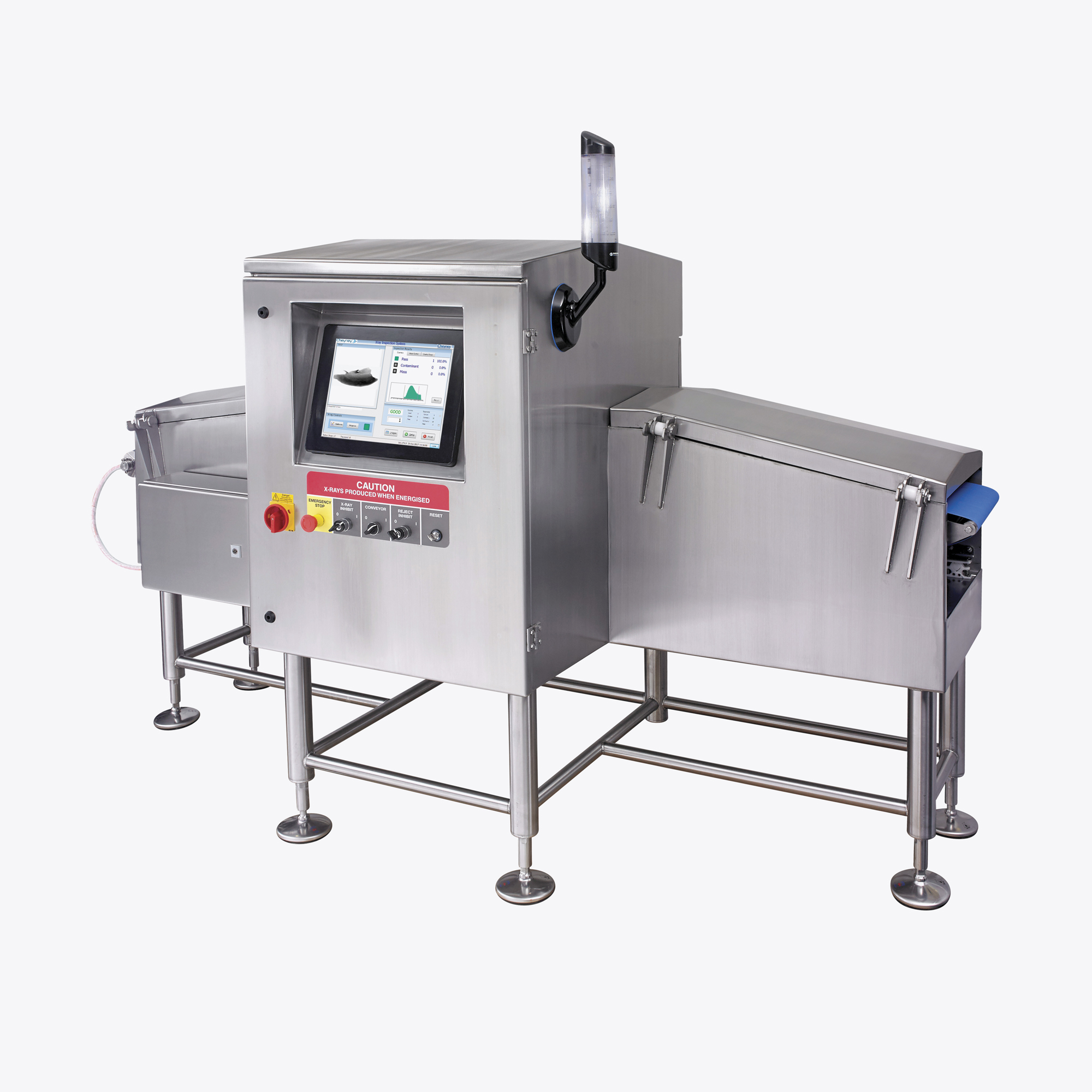 G120 x-ray inspection system