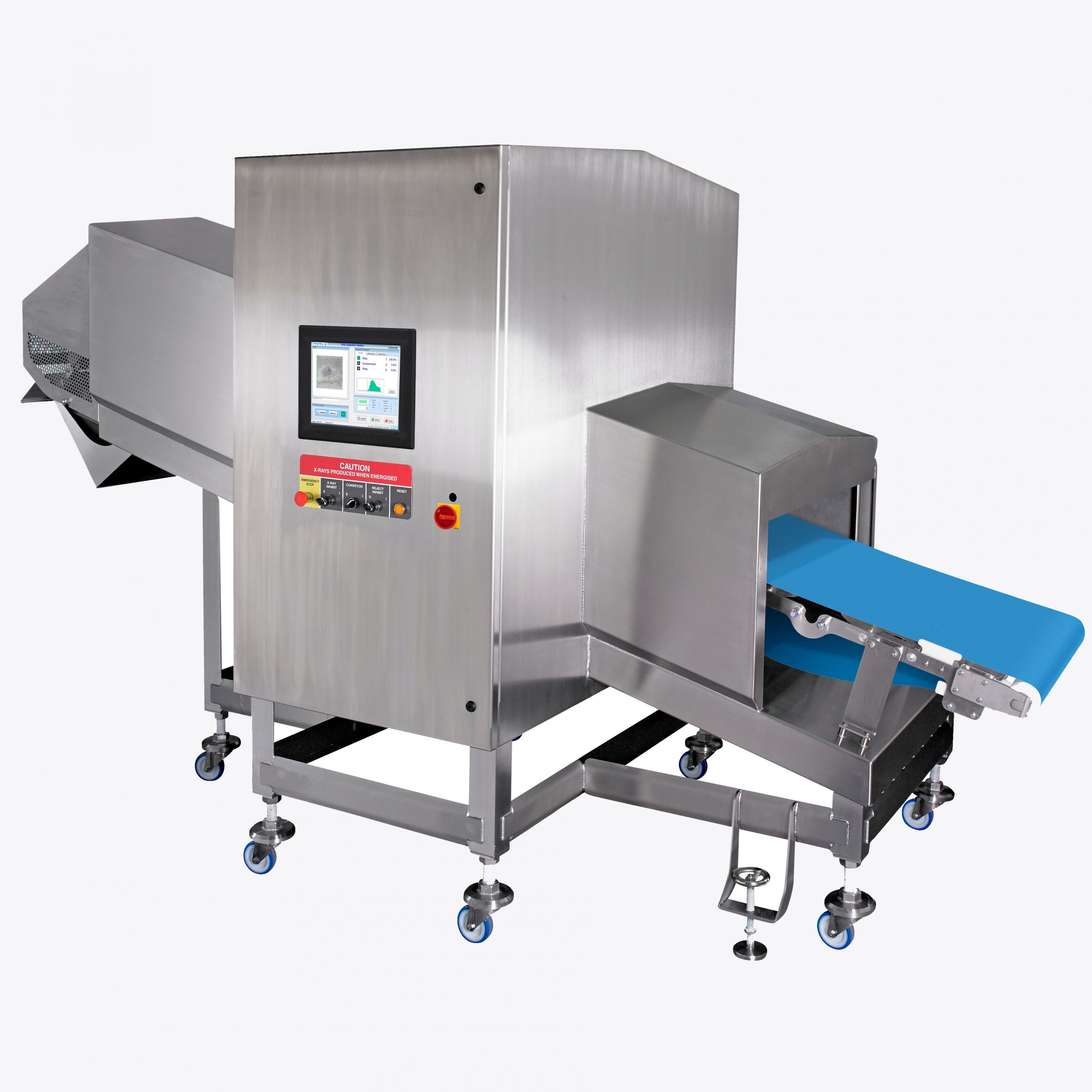 customised x-ray inspection system